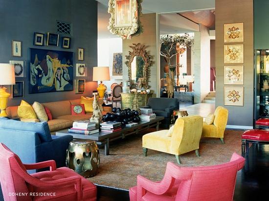 Doheny Residence - Kelly Wearstler